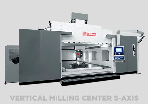 Vertical Milling Centers 5-Axis