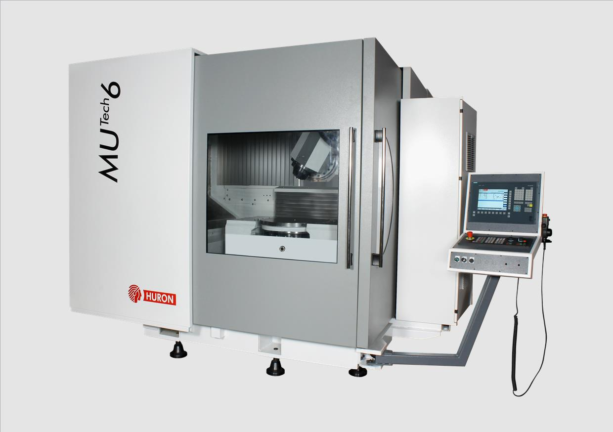 Vertical milling centers – 5 axes
