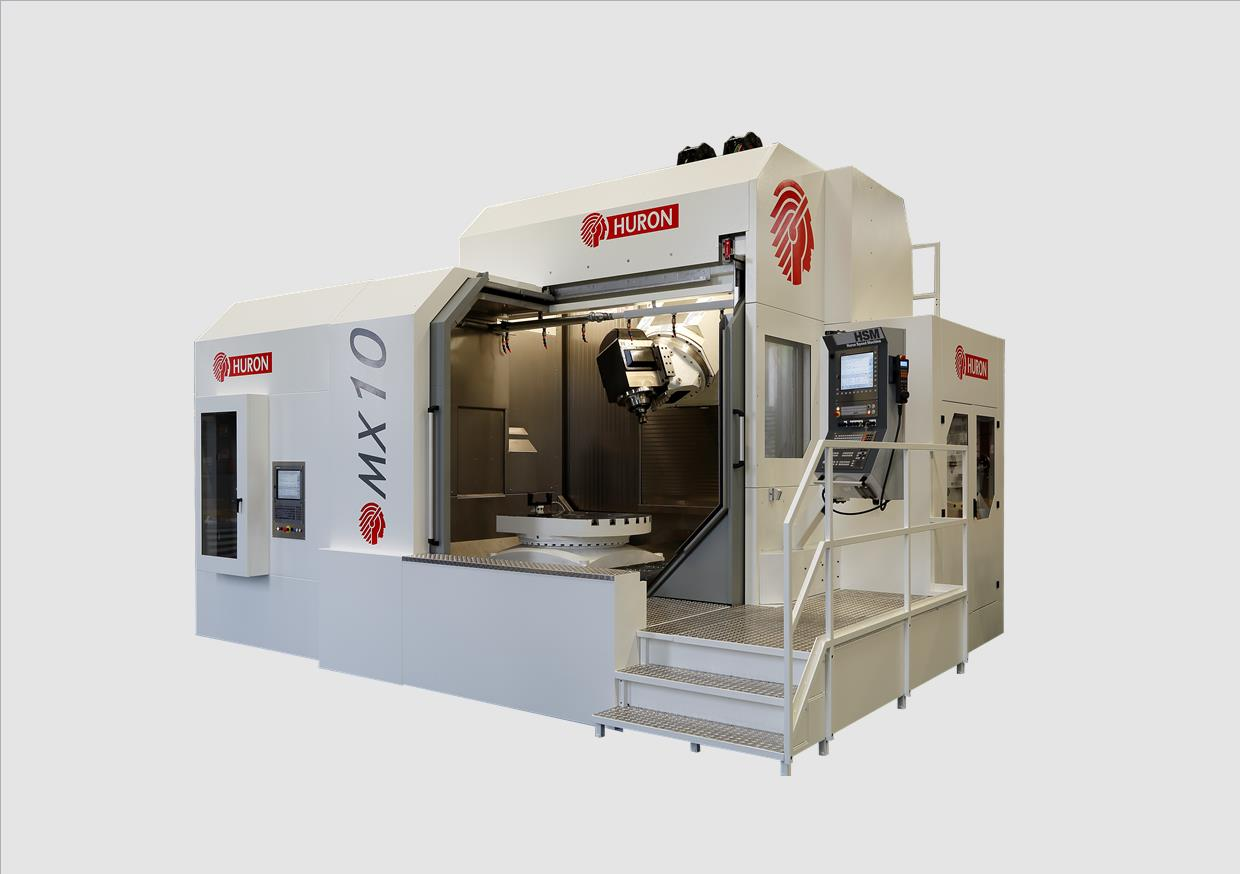 HURON GRAFFENSTADEN | cnc machine, cnc lathe, cnc turning