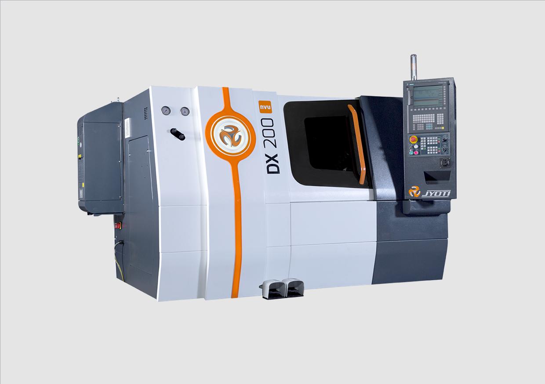 DX 200 – Turning